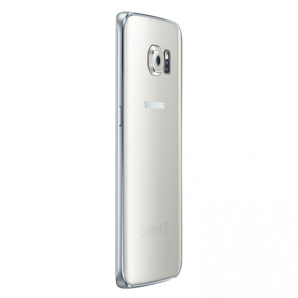 Мобильный телефон Samsung Galaxy S6 Edge 64GB G925F (SM-G925FZWESEK) White - 5