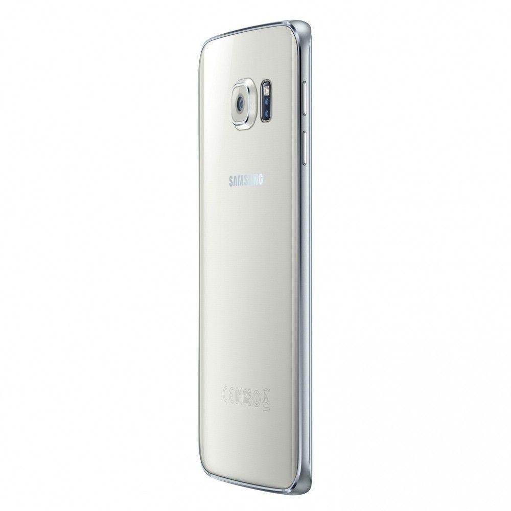 Мобильный телефон Samsung Galaxy S6 Edge 64GB G925F (SM-G925FZWESEK) White - 6