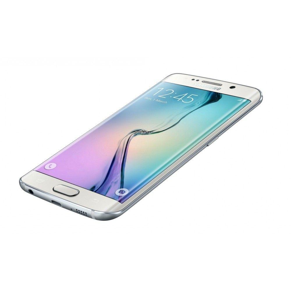 Мобильный телефон Samsung Galaxy S6 Edge 64GB G925F (SM-G925FZWESEK) White - 7