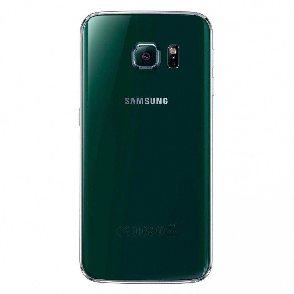 Мобильный телефон Samsung Galaxy S6 Edge 128GB G925F (SM-G925FZGFSEK) Green - 1