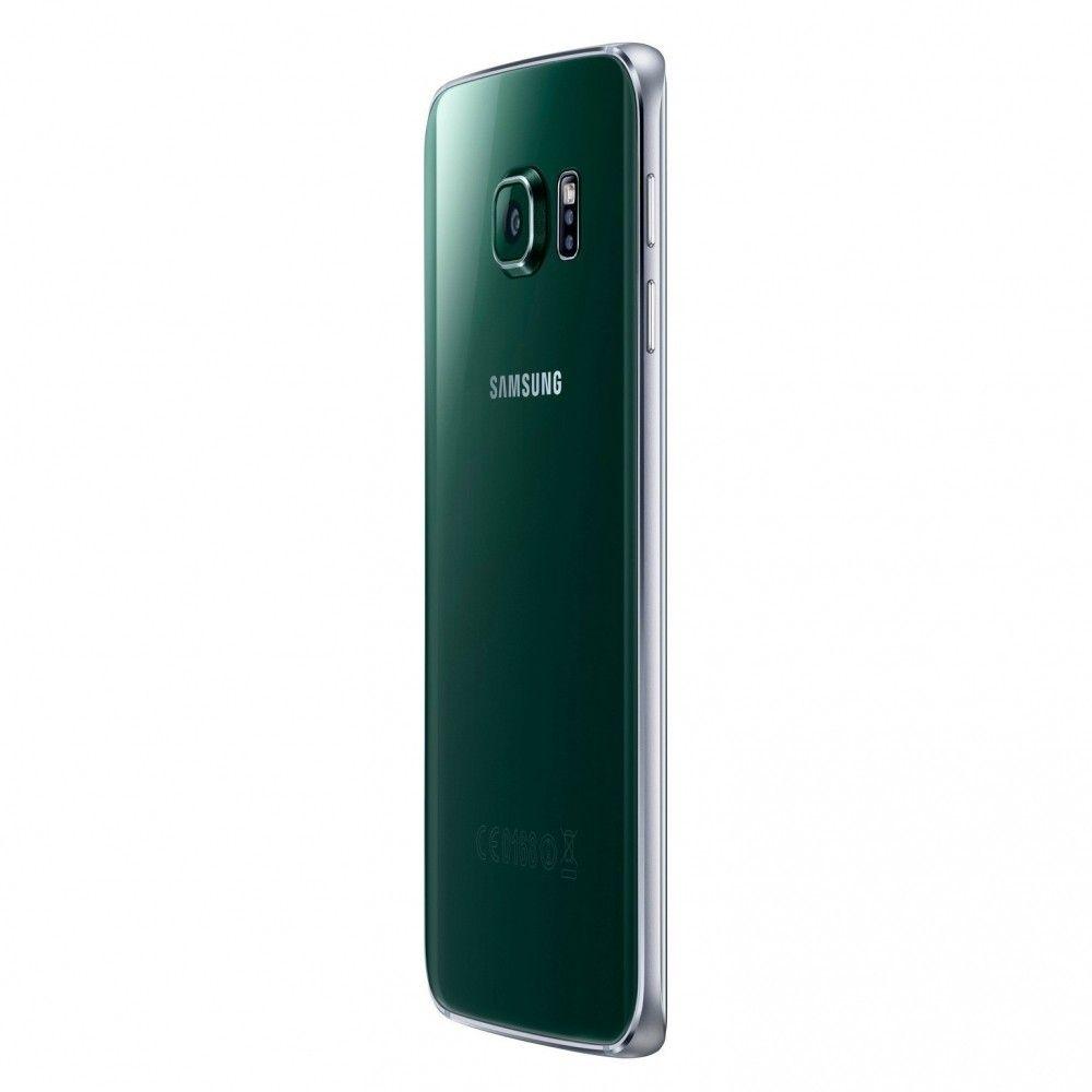 Мобильный телефон Samsung Galaxy S6 Edge 128GB G925F (SM-G925FZGFSEK) Green - 6