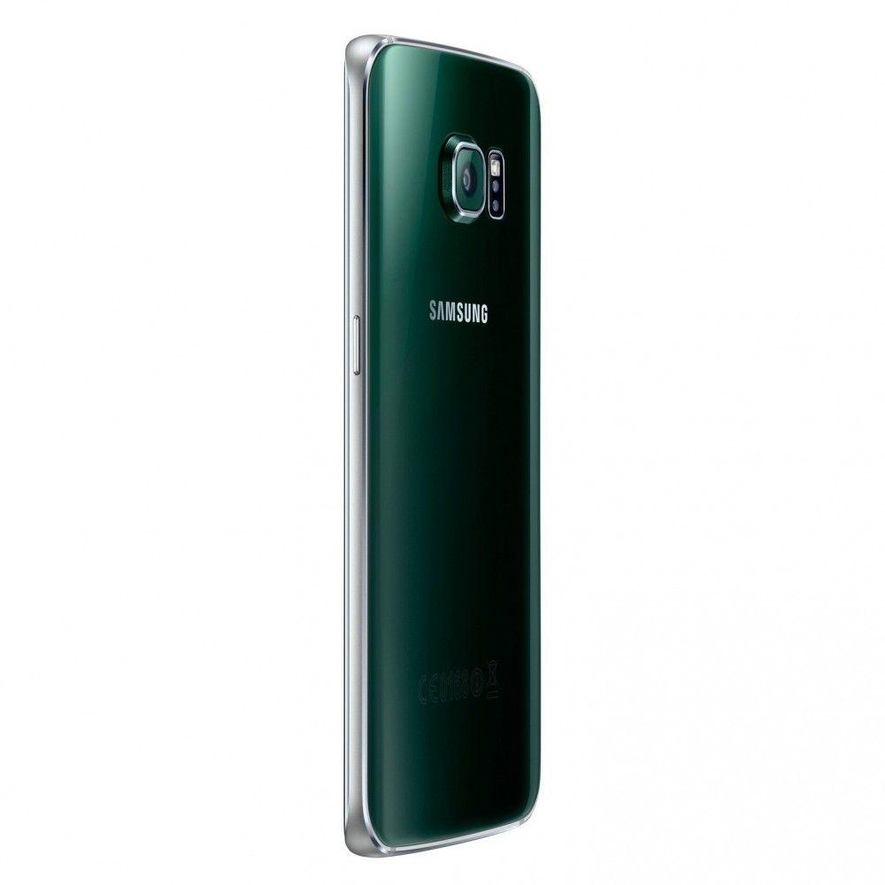 Мобильный телефон Samsung Galaxy S6 Edge 128GB G925F (SM-G925FZGFSEK) Green - 7