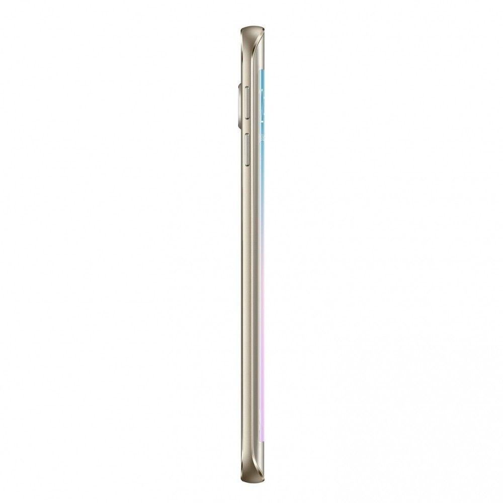 Мобильный телефон Samsung Galaxy S6 Edge 128GB G925F (SM-G925FZDFSEK) Gold - 2
