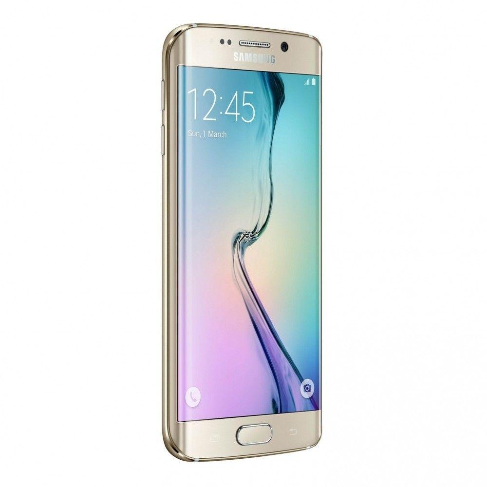 Мобильный телефон Samsung Galaxy S6 Edge 128GB G925F (SM-G925FZDFSEK) Gold - 4