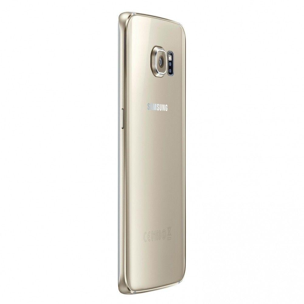 Мобильный телефон Samsung Galaxy S6 Edge 128GB G925F (SM-G925FZDFSEK) Gold - 5