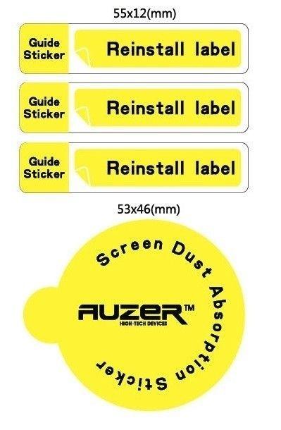 Защитное стекло Auzer AG-LS850 Lenovo S850 - 2