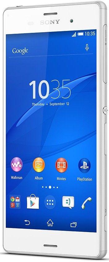 Мобильный телефон Sony Xperia Z3 DS D6633 White - 2