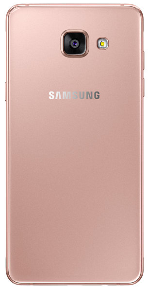 Мобильный телефон Samsung Galaxy A7 2016 Duos SM-A710 16Gb (SM-A710FZDDSEK) Pink Gold - 1
