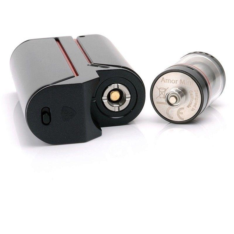 Стартовый набор Wismec Reuleaux RX 75 Kit Black/Red (WRX75KBR) - 3