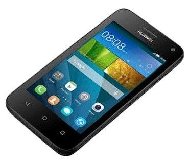 Мобильный телефон Huawei Ascend Y3c Black - 3