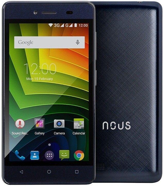 Мобильный телефон Nous NS 3 Dark Blue  - 2