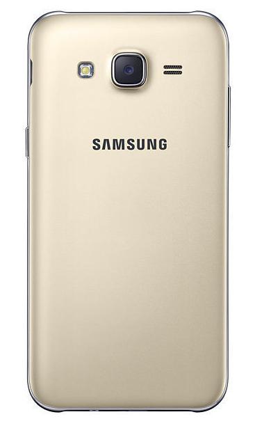 Мобильный телефон Samsung J510H Galaxy J5 2016 16GB Gold (SM-J510HZDDSEK) - 1
