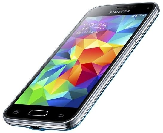 Мобильный телефон Samsung G800H Galaxy S5 Mini Duos Electric Blue - 4