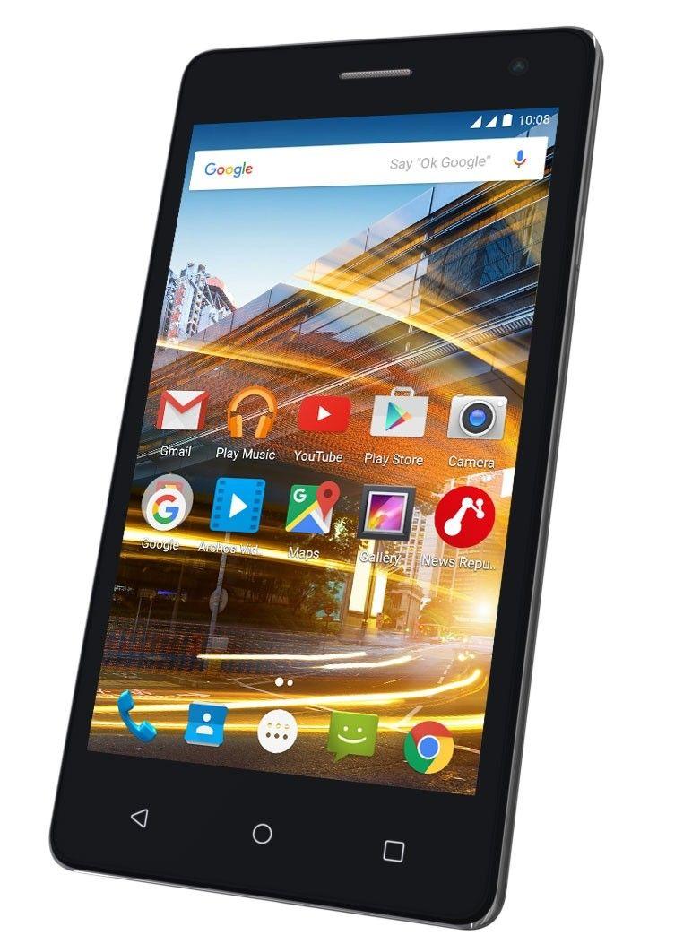 Мобильный телефон Archos 50D Neon Black - 2