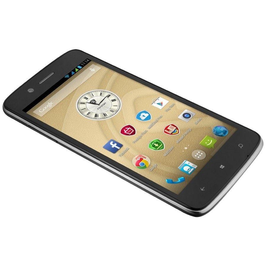 Мобильный телефон Prestigio MultiPhone 5507 Duo Black - 2