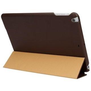 Чехол-книжка для iPad Jison Case Executive Smart Cover for iPad Air/Air 2 Brown (JS-ID5-01H20) - 1