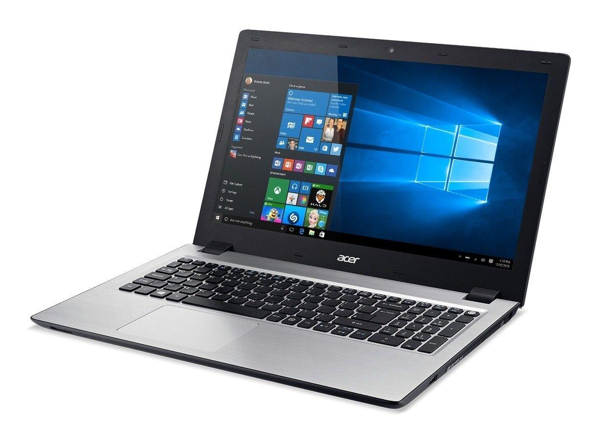 Ноутбук Acer Aspire V3-574G-75FH (NX.G1UEU.010) Black-Silver - 2