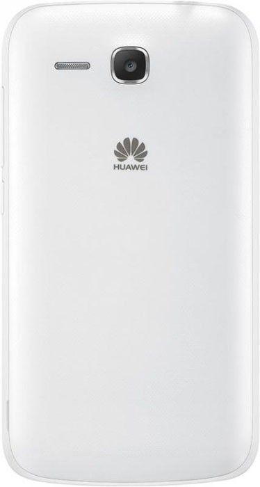 Мобильный телефон Huawei Ascend Y600-U20 DualSim White (51058224) - 1