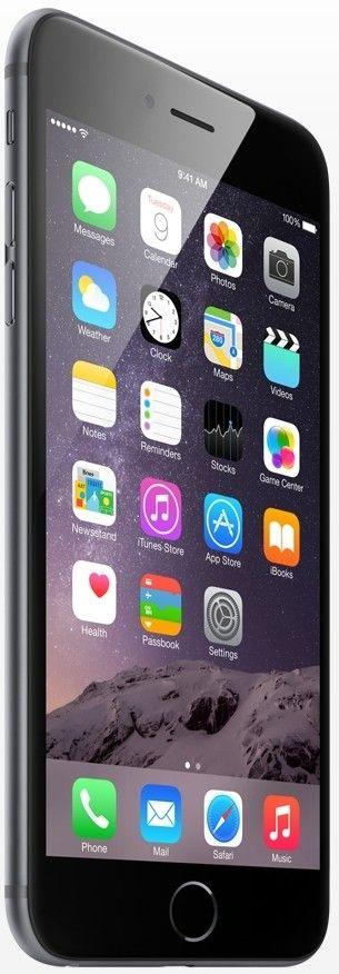 Мобильный телефон Apple iPhone 6 Plus 16GB Space Gray - 5