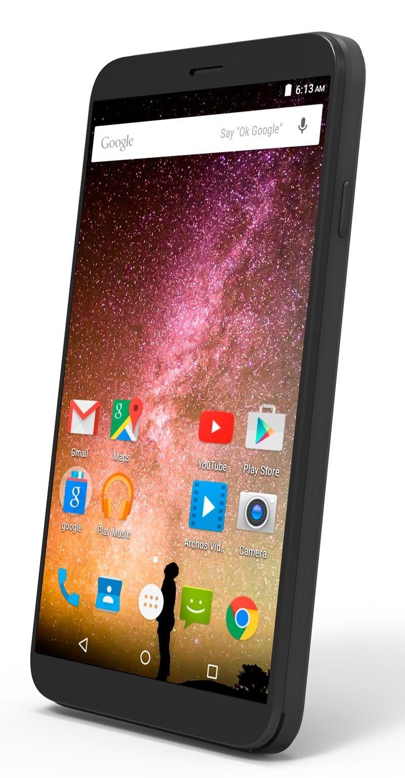 Мобильный телефон Archos 40 Power Black - 4