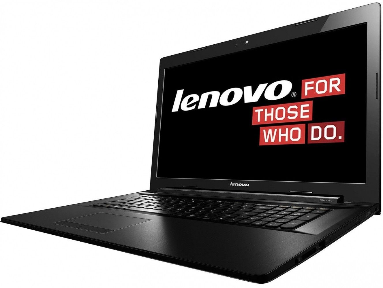 Ноутбук Lenovo IdeaPad Z70-80 (80FG00DYUA) Black - 3