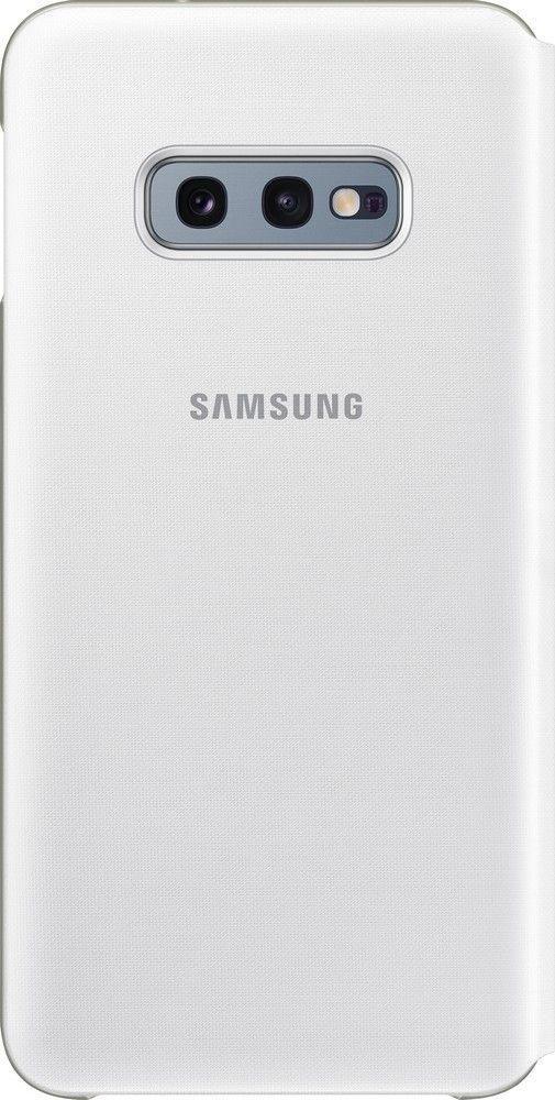 Чехол-книжка Samsung LED View Cover для Samsung Galaxy S10e (EF-NG970PWEGRU) White от Територія твоєї техніки - 2