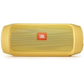 Портативная акустика JBL Charge2+ Yellow (CHARGE2PLUSYELAM) - 2
