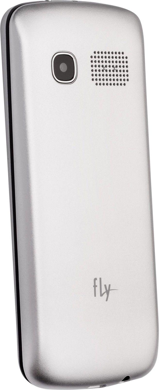 Мобильный телефон Fly TS111 White - 1
