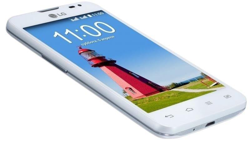 Мобильный телефон LG D285 L65 Dual White - 1