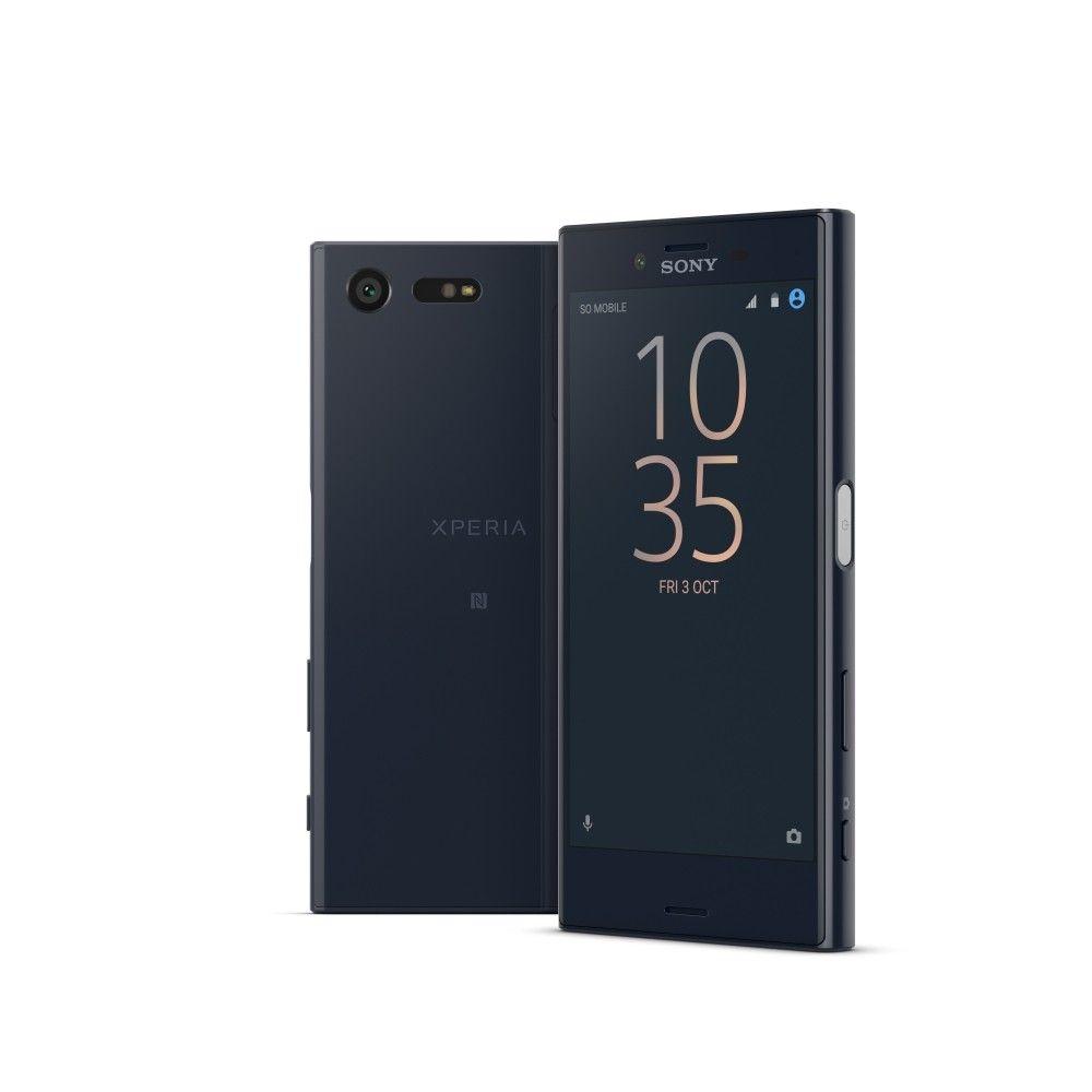 Мобильный телефон Sony Xperia X Compact F5321 Dual Universe Black - 6