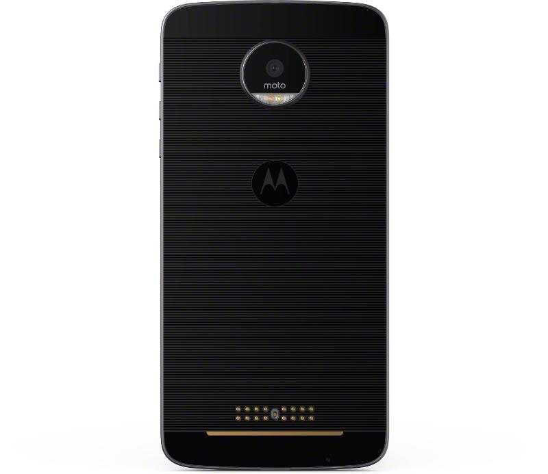Мобильный телефон Motorola Moto Z Black - 2