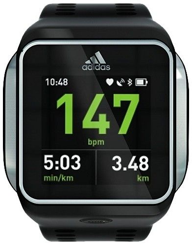 Смарт часы ADIDAS Micoach Smart Run size NS (G76792) - 1
