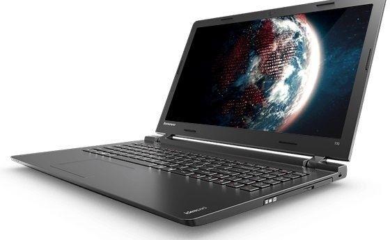 Ноутбук Lenovo IdeaPad 100-15 (80MJ00FAUA) Black - 2