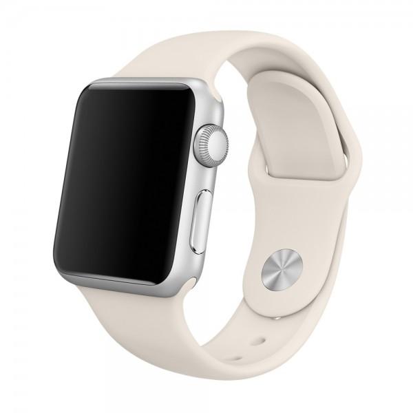 Ремешок Sport для Apple Watch 38мм (MLKU2) Antique White - 3