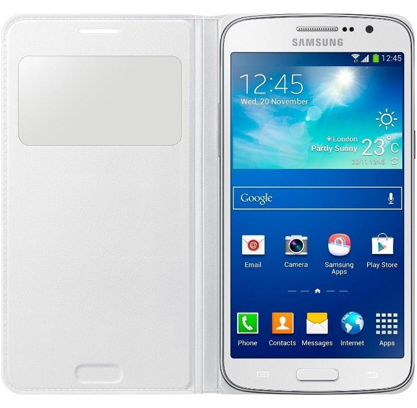 Чехол Samsung EF-CG710BWEGRU White для Galaxy Grand 2 - 2