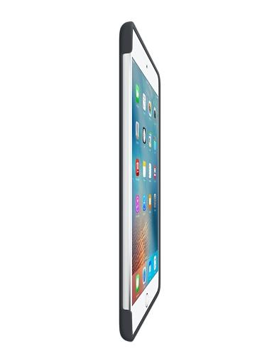Силиконовый чехол Apple Silicone Case для  iPad mini 4 (MKLK2ZM/A) Charcoal Gray - 3