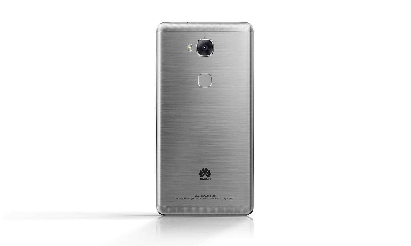 Мобильный телефон Huawei GR5 Dual Sim Black - 1