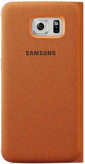 Чехол Samsung Zero для Samsung Galaxy S6 Orange (EF-WG920BOEGRU) - 1