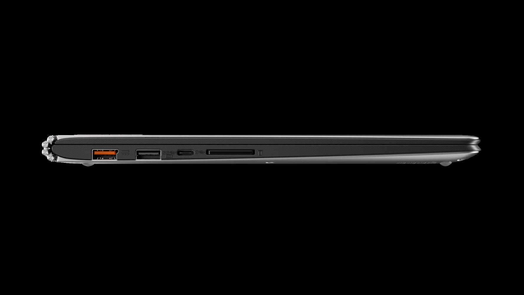 Ноутбук Lenovo Yoga 900-13 (80MK00M8UA) Silver - 8