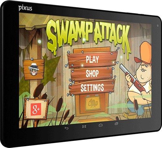 Планшет Pixus Touch 10.1 3G - 5