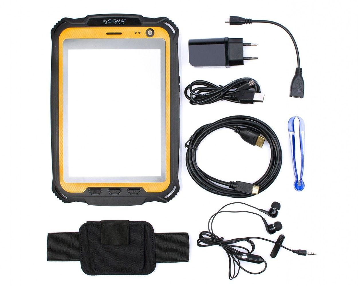 Планшет Sigma mobile X-treme PQ79 - 4