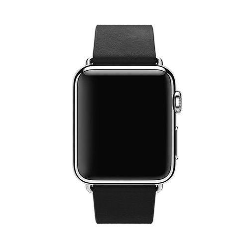 Ремешок Modern для Apple Watch 38мм (MJY72/MJY82/MJY92) Black - 2