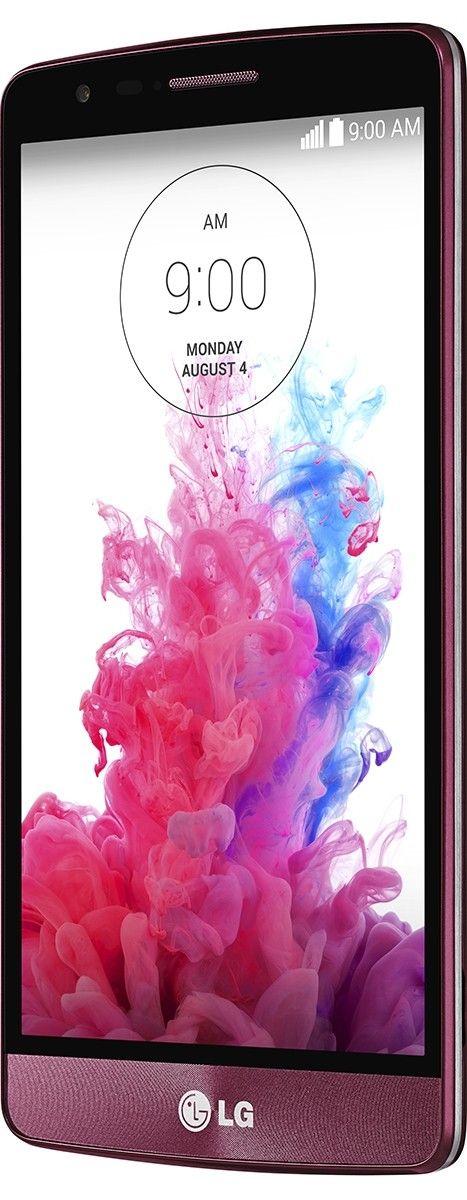 Мобильный телефон LG G3s D724 Dual Red - 3