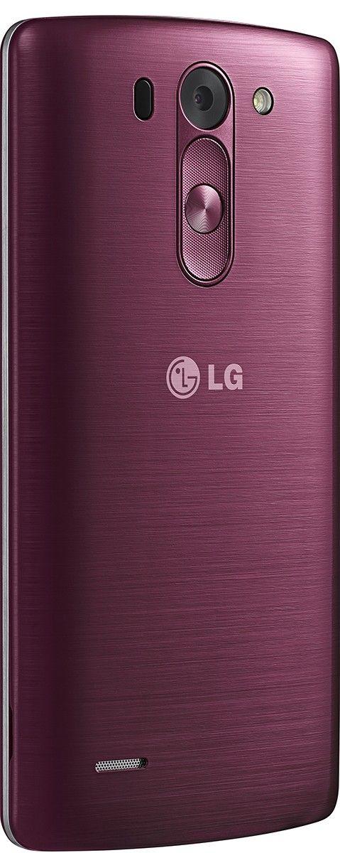 Мобильный телефон LG G3s D724 Dual Red - 4