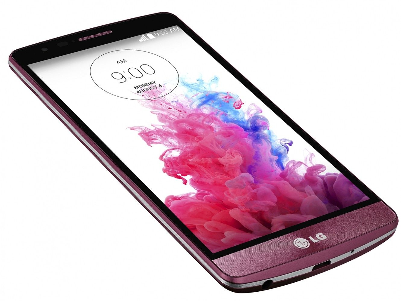 Мобильный телефон LG G3s D724 Dual Red - 5