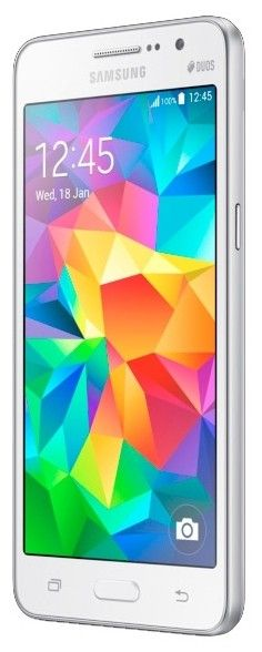 Мобильный телефон Samsung Galaxy Grand Prime SM-G531H White - 3