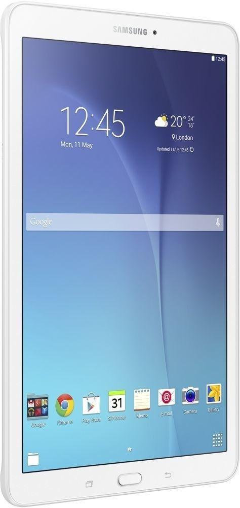 "Планшет Samsung Galaxy Tab E 9.6"" White (SM-T560NZWASEK) - 1"