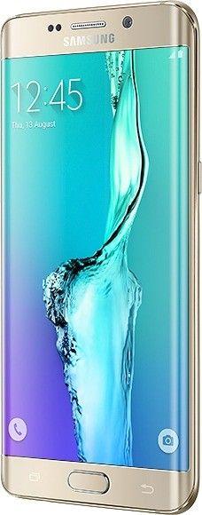 Мобильный телефон Samsung Galaxy S6 Edge+ 64GB G928 (SM-G928FZDESEK) Gold - 2