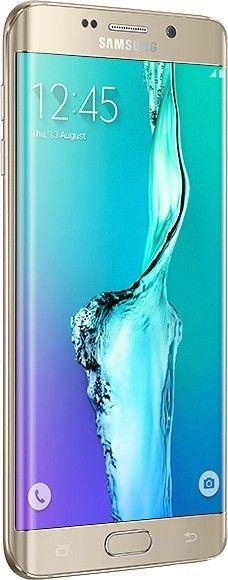 Мобильный телефон Samsung Galaxy S6 Edge+ 64GB G928 (SM-G928FZDESEK) Gold - 3