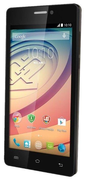 Мобильный телефон Prestigio Wize C3 PSP3503 Duo Black - 3